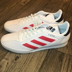 New Adidas Copa Super White Shoes